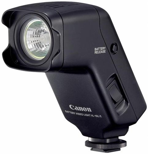 Canon VL-10 Li II videó lámpa