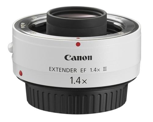 Canon 1.4x extender mark III