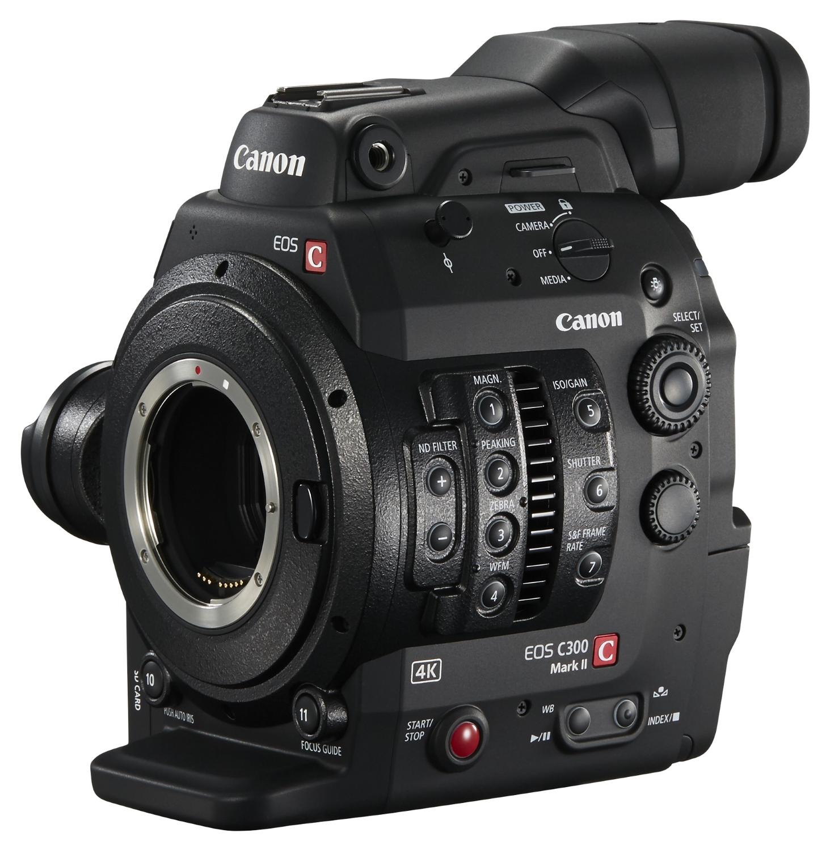 Canon Cinema EOS C300 mark II váz