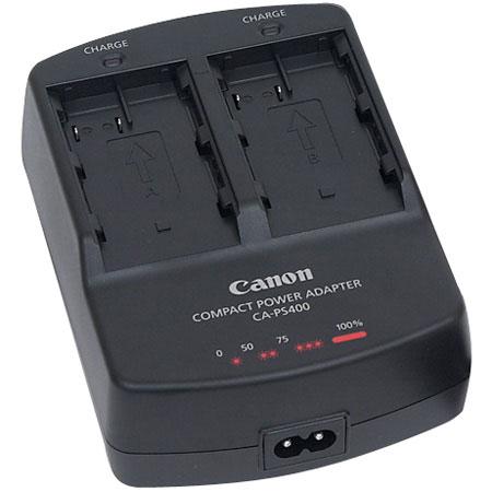 Canon CA-PS400 dupla akkumulátor töltő