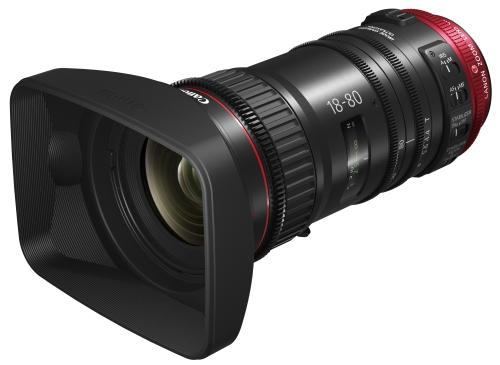 Canon Cine CN-E 18-80mm / T 4.4 L IS KAS S