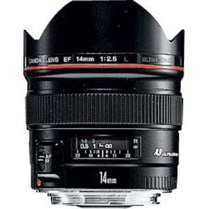 Canon EF 14mm / 2.8 L USM