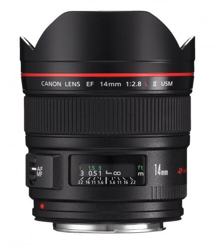 Canon EF 14mm /2.8 L USM mark II