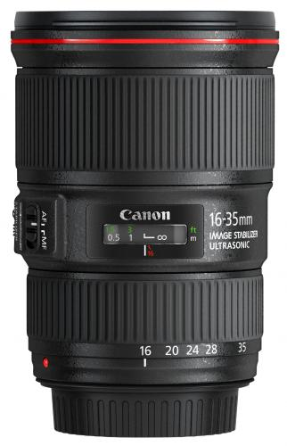 Canon EF 16-35mm / 4 L IS USM