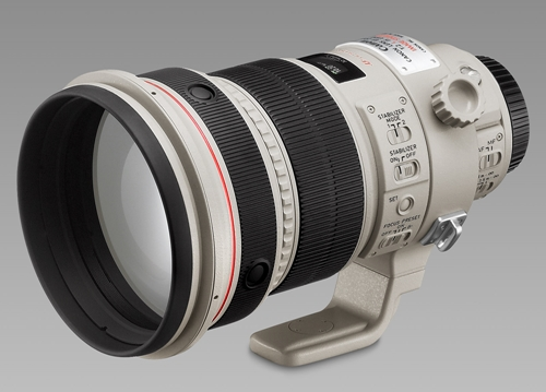 Canon EF 200mm / 2 L IS USM