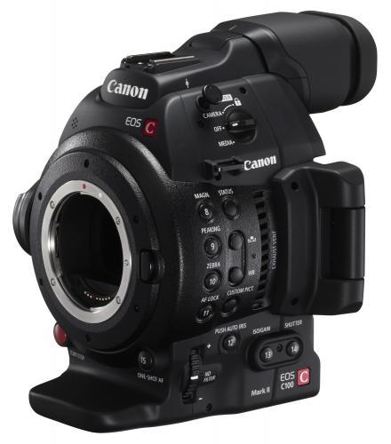 Canon Cinema EOS C100 mark II váz