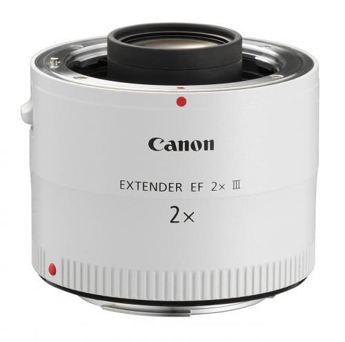 Canon 2x extender mark III