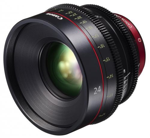Canon Cine CN-E 24mm / T 1.5 L F - EF bajonettes