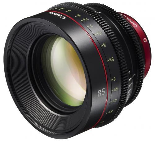 Canon Cine CN-E 85mm / T 1.3 L F - EF bajonettes